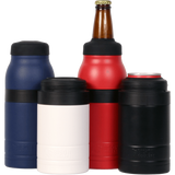 DOUBLE PLAY BOTTLE & CAN COOLER BY BISON