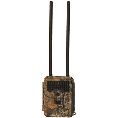 COVERT E1 SERIES WIRELESS SCOUTING CAMERA ATT MOSSY OAK COUNTRY