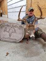 25% OFF LAST MINUTE CANCELLATION EARLY MUZZLELOADER HUNT