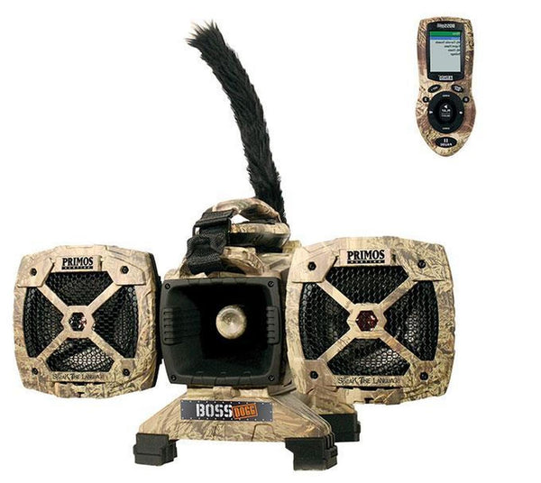 PRIMOS® BOSS DOGG PREDATOR CALL