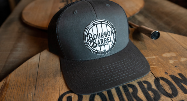 BOURBON BARREL GAME CALLS CHARRED BARREL HAT
