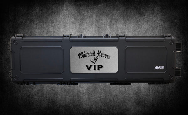 EXCLUSIVE WHO VIP BISON 5317 LARGE ROLLER HARD CASE
