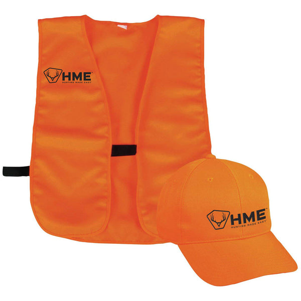 HME™ SAFETY VEST & HAT