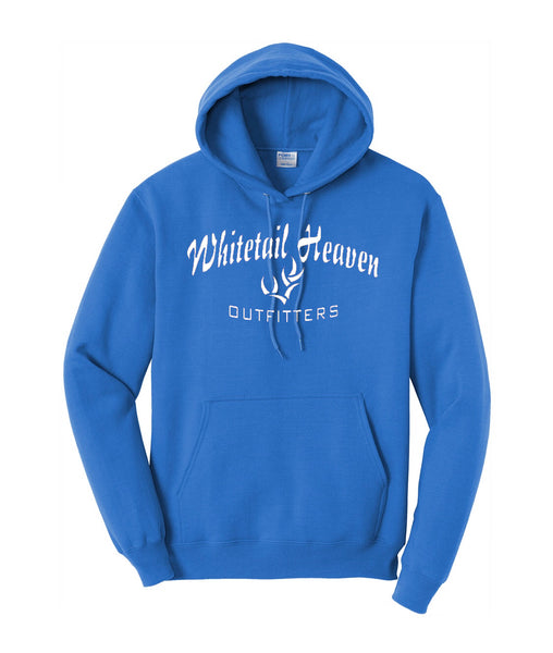 *NEW* LIMITED EDITION WHITETAIL HEAVEN KENTUCKY PROUD PULLOVER HOODED SWEATSHIRT