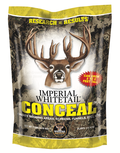 WHITETAIL INSTITUTE CONCEAL SEED 7 LB.