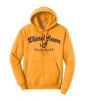 *NEW* LIMITED EDITION WHITETAIL HEAVEN PITTSBURGH PROUD PULLOVER HOODED SWEATSHIRT