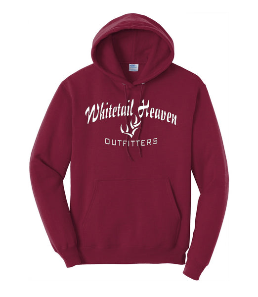 *NEW* LIMITED EDITION WHITETAIL HEAVEN ALABAMA PROUD PULLOVER HOODED SWEATSHIRT