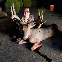 1ST TIME EVER!!! 5 DAY 6 NIGHT TROPHY BUCK HUNT WITH NO SIZE MINIMUMS!!!