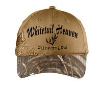 WHITETAIL HEAVEN BASS CAMOUFLAGE HAT