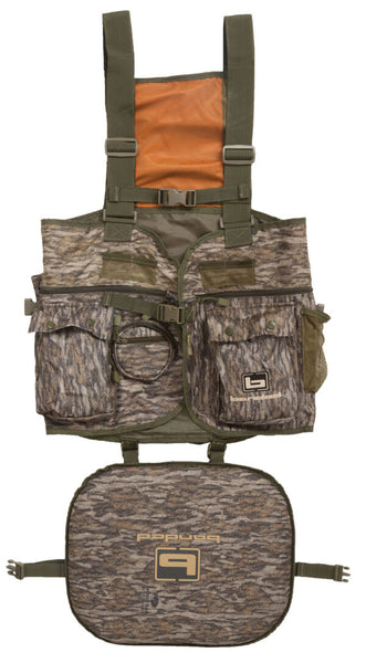 BANDED AIR TURKET VEST