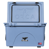 ORCA LIGHT BLUE 40 QUART