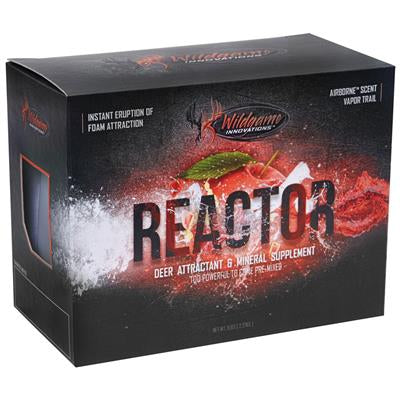WILDGAME REACTOR ATTRACTANT