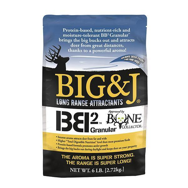 BIG & J® BB2 ATTRACTANT 6 LB.