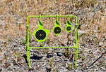 SME™ SPINNING TARGET SYSTEM RATED FOR .22 PISTOL AND RIFLE SHOOTERS - FOLDING