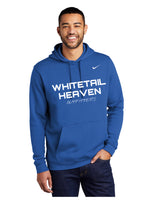 WHO ROYAL NIKE CLUB FLEECE PULLOVER HOODIE
