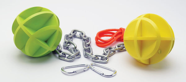 SME™ SELF-HEALING DUELING BALLS AND CHAIN