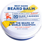 DUKE CANNON® BEST DAMN BEARD BALM