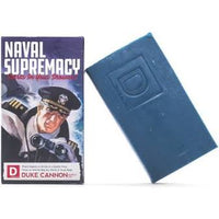 DUKE CANNON® LIMITED EDITION WWII-ERA BIG ASS BRICK OF SOAP - NAVAL SUPREMACY