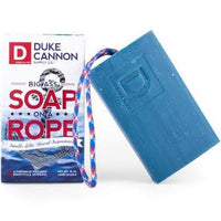 DUKE CANNON® BIG ASS SOAP ON A ROPE - NAVAL SUPREMACY