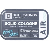 DUKE CANNON® SOLID COLOGNE - AIR