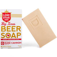DUKE CANNON® LONE STAR BIG TEXAS BEER SOAP
