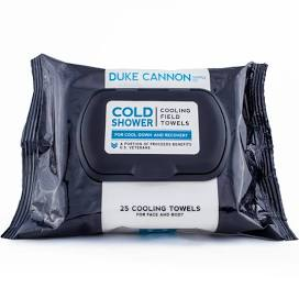 DUKE CANNON® COLD SHOWER COOLING FIELD TOWELS