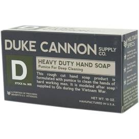DUKE CANNON® HEAVY DUTY HAND SOAP