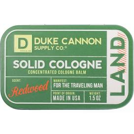 DUKE CANNON® SOLID COLOGNE - LAND