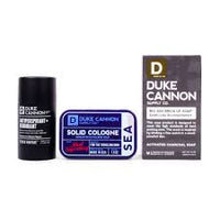 "DUKE CANNON® THE ""MODERN MAN"" TRIPLE PLAY"