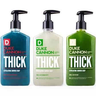 TRIPLETHICK EXFOLIATING SHOWER SOAP VARIETY PACK