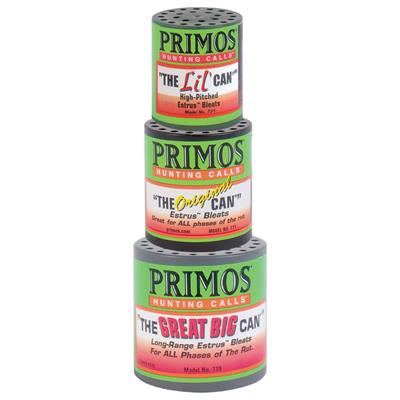 PRIMOS® THE CAN CALL FAMILY PACK