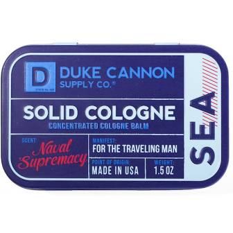 DUKE CANNON® SOLID COLOGNE - SEA