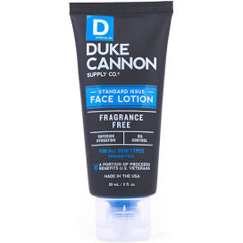 DUKE CANNON® STANDARD ISSUE FACE LOTION - TRAVEL SIZE