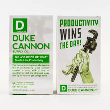 DUKE CANNON® LIMITED EDITION WWII-ERA BIG ASS BRICK OF SOAP - PRODUCTIVITY