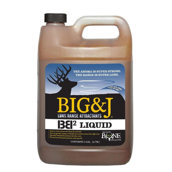 BIG & J® BB2 LIQUID ATTRACTANT