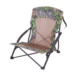 VANISH™ BIG TOM FOLDING TURKEY SEAT WITH BACK BY ALLEN®, MOSSY OAK® OBSESSION™