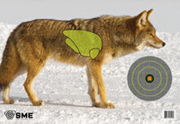 SME™ COYOTE TARGET (3 PACK)
