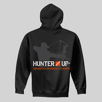 Hunter Up Bow Hoodie