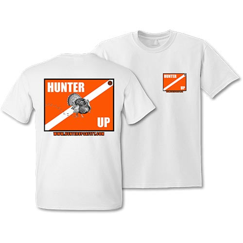 Hunter Up Turkey T-Shirt
