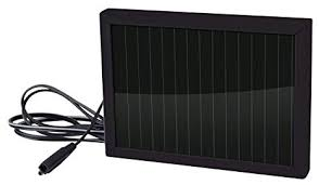 STEALTH CAM 12V SOLAR PANEL