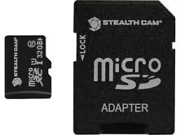 STEALTH CAM 64GB MICRO SD MEMORY CARD