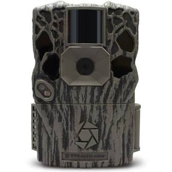 STEALTH CAM XV4WF 30.0-MEGAPIXEL TRAIL CAMERA WITH Wi-Fi® AND Bluetooth®