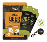 WILD CARROT 10-PACK DEER ATTRACTANT - DOE