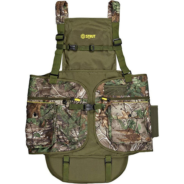 HS STRUT TURKEY VEST REALTREE EDGE