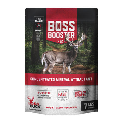 BOSS BUCK® BOSS BOOSTER CONCENTRATED MINERAL ATTRACTANT