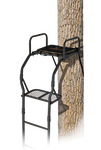 BIG GAME® WARRIOR PRO 16' LADDERSTAND