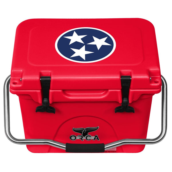 ORCA TENNESSEE TRISTAR RED 20 QUART
