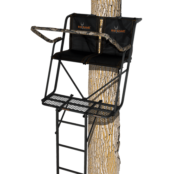 BIG GAME® BIG BUDDY 16' LADDERSTAND