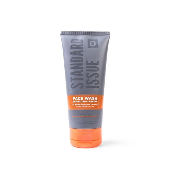 *NEW* DUKE CANNON® STANDARD ISSUE™ ENERGIZING FACE WASH