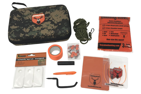 Guardian Hunting Deer Essentials Pack